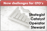 New challenges for CFOs